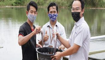 CSR PT Timah Berdayakan Masyarakat dengan Potensi Lokal