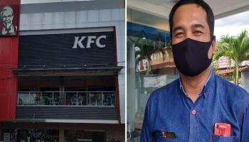 Dampak Covid-19, KFC Cabang Sungailiat Alami Penurunan Omzet Hingga 30 Persen