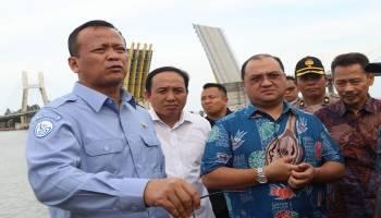 Dampingi Menteri KP Temui Nelayan, Gubernur Babel Makin Mantap Memajukan Kemaritiman