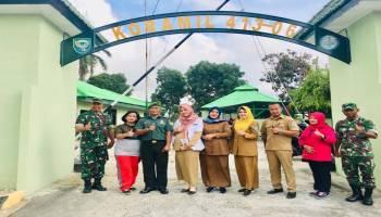 Danramil 413-06/Sungailiat Siap Dukung Program Pencegahan Penyakit Kaki Gajah