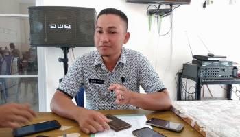 Datangi Kantor Desa Riding Panjang, Puluhan Penambang Tuntut Penambangan Tetap Beraktivitas
