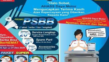 Daya Motor Pangkalpinang Promo PSBB