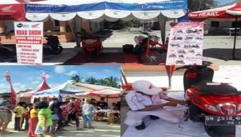 Daya Motor Sungailiat Sapa Pelanggan, Masyarakat Tanjung Ratu Berantusias