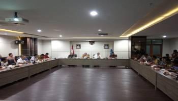 Daya Tampung Angkutan Udara ke Bangka Jadi Perhatian Rakor Festival SAIK 2019