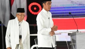 Debat Capres: 'Kartu Sakti Jokowi Jadi Andalan Untuk Masalah Kesejahteraan Sosial