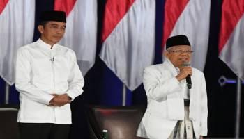 Debat Capres: Ma'ruf Amin Sebut Standar Halal Indonesia Jadi Acuan Dunia