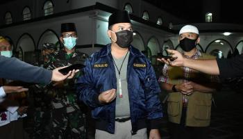 Demi Lindungi Masyarakat, Rapid Test Massal Pertama Dimulai