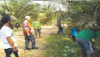 Desa Kerantai Terbersih di Bateng