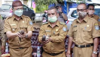 Desa Pasir Garam Jadi yang Pertama Pembangunan Internet Desa se-Indonesia