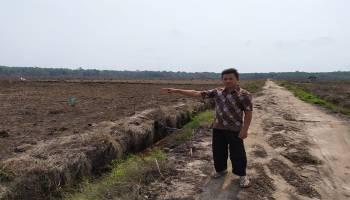 Desa Pusuk, Kembangkan Komoditi Beras Merah secara Turun-Temurun