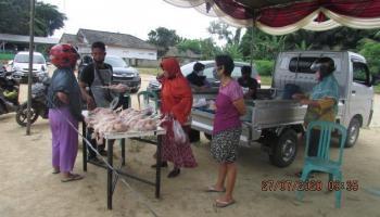 Desperindag Babel Gelar Operasi Pasar Murah, Lokadi di Lapangan Bola SMADA Pangkalpinang