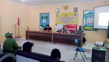 Deteksi Dini Kerawanan Pilkada, Sat Binmas Polres Bateng Gelar FGD
