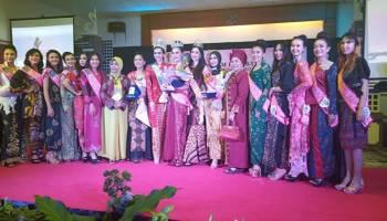 Devi Perwakilan Bangka Barat Raih Mahkota Putri Pariwisata Babel 2019