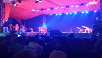 Dharma Habangka Sukses Menghipnotis Tiga Juri Festival Tari TCOF 4, Begini Hasilnya