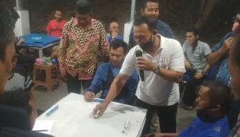 Di Bangka, 64 Petarung Adu Ketangkasan Gaple