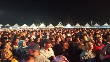 Di Kerumunan Ribuan Pasang Mata, Gubernur Babel Hadiri Penutupan TCOF 4