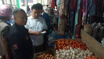 Di Pasar Toboali, Bawang Putih Lebih 'Jahat' dari Bawang Merah