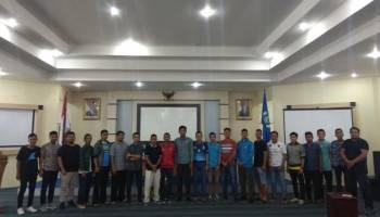 Diamanatkan Sebagai Ketua Afkot, Kadafi Prioritas Tuntaskan Kompetisi Resmi Futsal