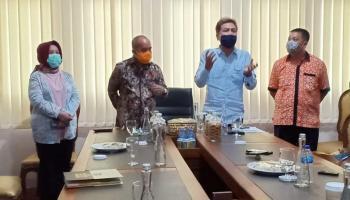 Dianggap Mencemarkan Nama Baik, Wali Kota Pangkalpinang Minta dr. Boby Minta Maaf
