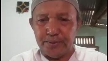 Didatangi Orang Tua Tiga Kali Malam Jumat, Pria Asal Bangka Ini Dapat Petunjuk Obat Corona