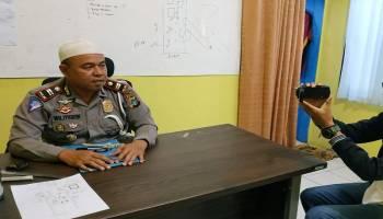 Didesak Ungkap Kasus Tabrak Lari, Begini Respon Kasatlantas Bangka Tengah