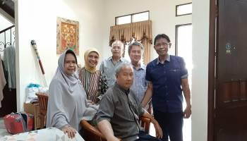 Dikabarkan Meninggal, Begini Kondisi  Mantan Wali Kota Zulkarnain Karim