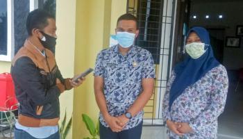 Dilantik Jadi Lurah Jelitik, Achmad Riyadi Janji Tingkatkan Pelayanan