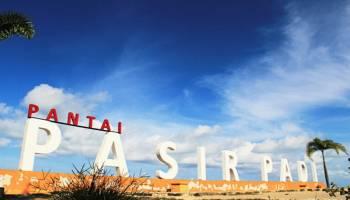 Dilema Berwisata di Pantai Pasir Padi, Kepala Dinas Pariwisata Pangkalpinang Tak Mau Dikonfirmasi