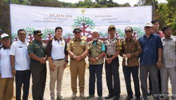Dinas Kehutanan Cari Komunitas Pencinta Lingkungan
