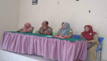 Dinas P2KBP3A Kabupaten Bangka Gelar Sosialisasi Tentang Tribina dan UPPKS