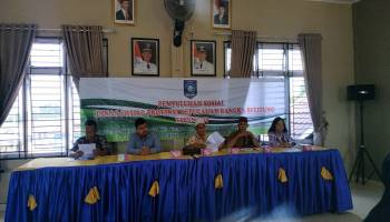 Dinsos Sosialisasikan program BPNT dan PKH Kepada Penyuluh Sosial Kecamatan Merawang