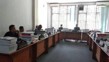 Dipecat Bupati, 11 ASN Pemkab Bangka Ngadu ke DPRD