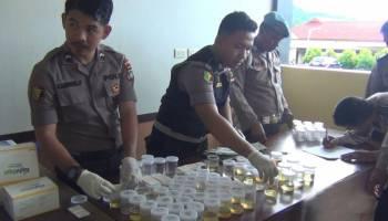 Diperiksa Mendadak, Propam Polda Tak Temukan Anggota Polres Basel Yang Positif Narkoba