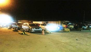 Dishub Tambah Lampu Penerangan Pelabuhan Tanjung Kalian