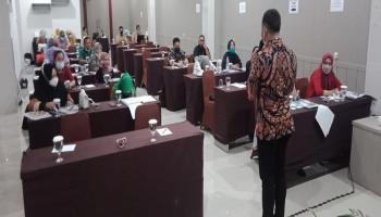 Disperindag Babel Berikan Pelatihan GMP dan HACCP untuk IKM Bangka Tengah