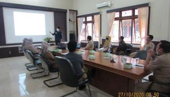 Disperindag Babel Evaluasi Kinerja TPL IKM Beasiswa