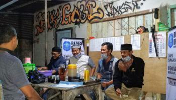 Ditengah Pandemi Covid-19, Politisi Partai Gerindra Dan Hanura Tetap Lakukan Reses