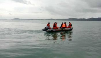Diterjang Badai, Nelayan Hilang Jatuh ke Laut di Perairan Tanjung Sangkar