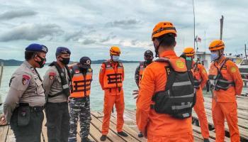 Diterjang Ombak Besar, Nelayan Hilang di Perairan Tanjung Marun