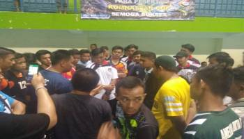 Ditipu , Piero FC Akan Lapor Panitia Komnaspan Cup ke Polisi