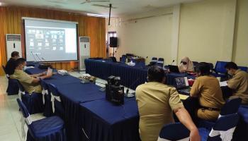 DKP Babel Bahas Rancangan Kawasan Konservasi Pulau Belitung