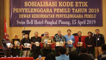 DKPP: Pemilu untuk Mencari Sosok Pemimpin
