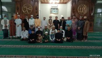 DMI Kota Pangkalpinang Tutup Suling Akhir Tahun di Masjid Al A'la Bukit Baru