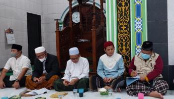 DMI PGK dukung Masjid Kemas Adil dirikan sholat Jumat.