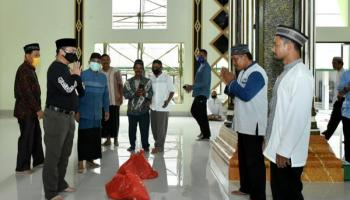 Dorong Ketahanan Pangan, Gubernur Erzaldi Imbau Petani Optimalkan Hasil Sawah Desa Rias