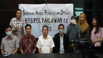 Dosen Stisipol Pahlawan 12 Harap IKP dan E-Gov Koordinasi Terkait Website Pemkab Bangka