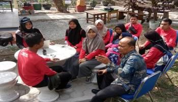 DP2KBP3A Bangka Gelar Edukasi Bersama Forum Anak di RBRA Hutan Kota Sungailiat