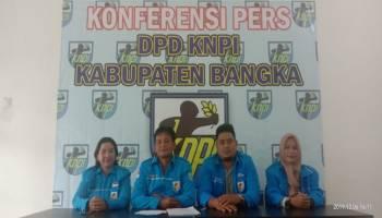 DPD KNPI Bangka Gelar Rapimda Jelang Musda XV