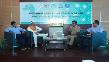 DPR Soroti Fasilitas dan SDM Stasiun Karantina Ikan Kelas 1 Depati Amir