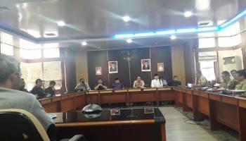 DPRD Babel Audiensi dengan Warga Lubuk Besar dan Walhi Bahas Aktifitas TI di Hutan Lindung